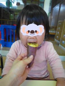 焼き芋大会②
